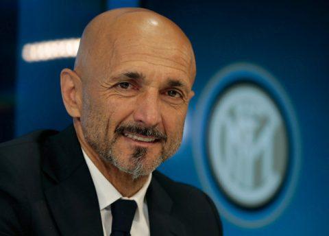 Tân thuyền trưởng Inter gây ấn tượng mạnh trong ngày ra mắt