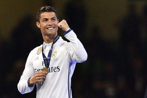 Choáng với số tiền thu được từ 1 năm lên MXH của Ronaldo