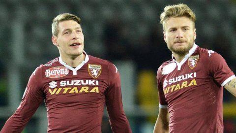 """AC Milan ra giá cho siêu tiền đạo Italia, MU lo """"sốt vó"""""""