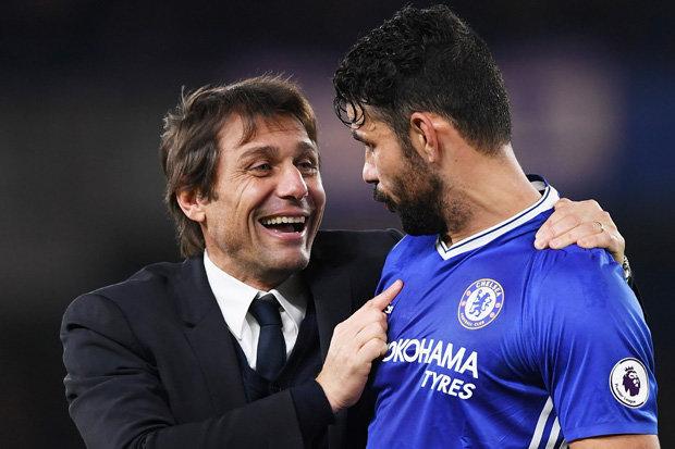 """Diego Costa: """"Conte không cần tôi nữa, giờ là lúc ra đi"""""""