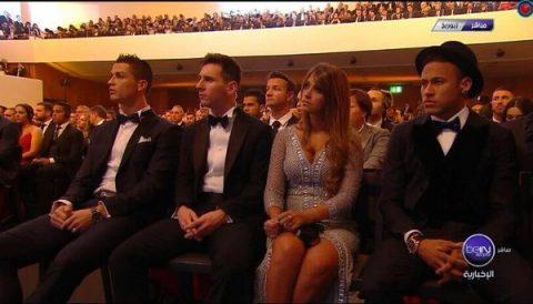 Choáng với lí do thực sự khiến Ronaldo không đến dự đám cưới Messi