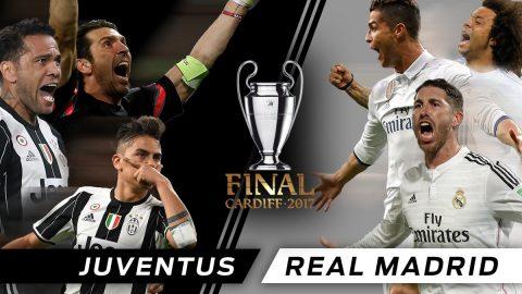 Juventus vs Real Madrid, 01h45 ngày 04/06: Vinh quang dành cho người xứng đáng