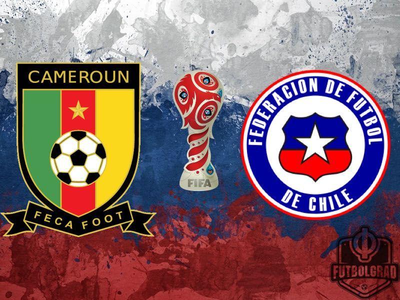 Cameroon vs Chile, 01h00 ngày 19/6: Khuất phục sư tử