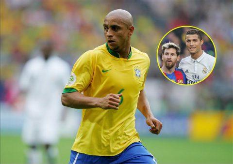 """Mãn nhãn với đội hình trong mơ của Roberto Carlos: Messi – Ronaldo chưa """"đủ tuổi"""""""