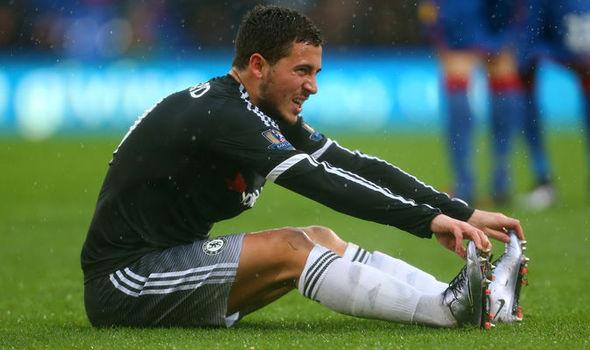 Chelsea nhận tin buồn từ Hazard