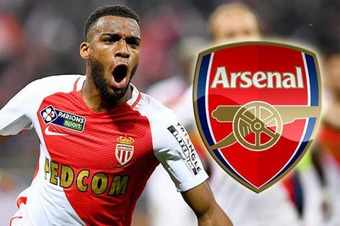 Bị Monaco khước từ, Arsenal tính từ bỏ vụ Thomas Lemar