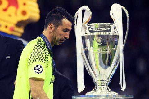 Buffon lần đầu tiên trải lòng sau thất bại cay đắng trước Real