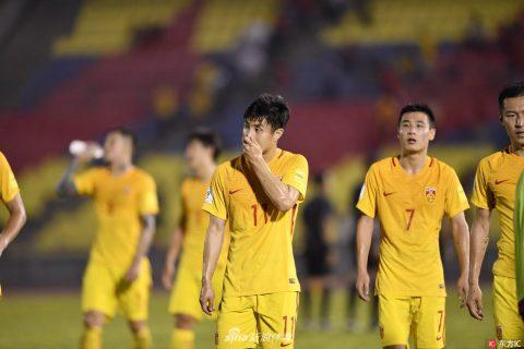 Tậu ngoại binh khủng, bóng đá Trung Quốc vẫn tụt dốc thảm hại