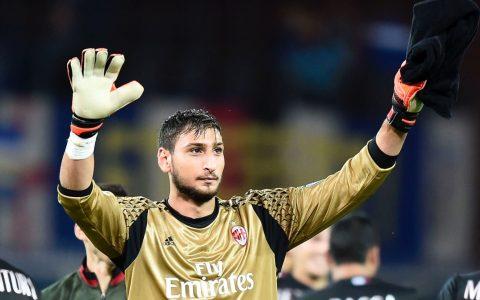 Sếp lớn AC Milan lên tiếng chốt tương lai Donnarumma