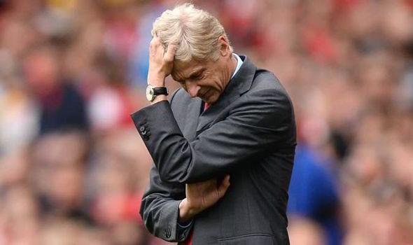 Wenger lại hối hận vì vồ hụt ngôi sao