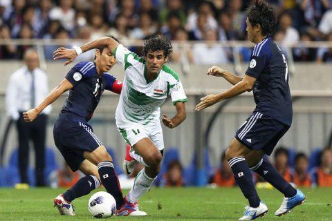 Iraq vs Nhật Bản, 19h25 ngày 13/6: Không thể chủ quan