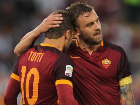 Điểm tin chiều 1/6: De Rossi muốn tiếp bước Totti