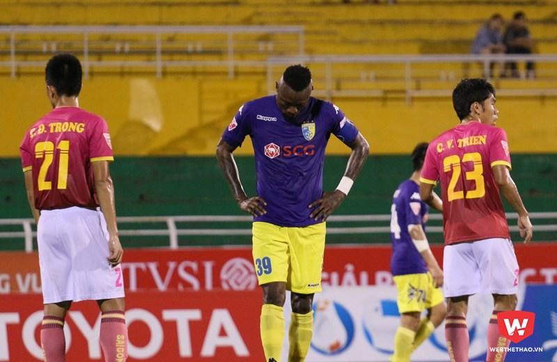 CLB Hà Nội khủng hoảng lực lượng trước trận đấu với SLNA