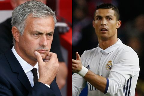 Mourinho bất đồng với BLĐ Man Utd trong thương vụ Ronaldo