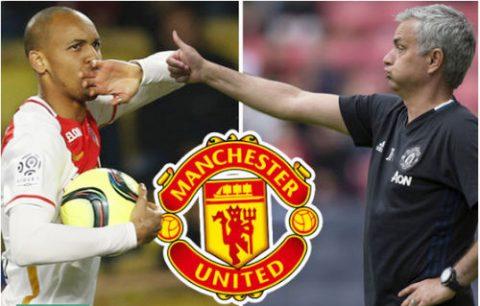 Mục tiêu hàng đầu của Mourinho đàm phán với Atletico Madrid