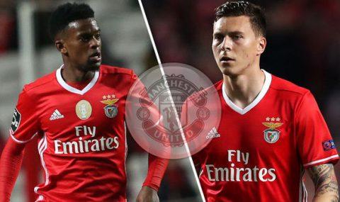 Man Utd đạt thỏa thuận chiêu mộ siêu trung vệ Benfica