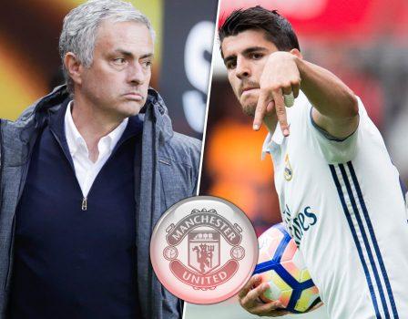 Chuyển nhượng M.U: Morata chắc chắn về Old Trafford; Mourinho bí mật gặp Lewandowski
