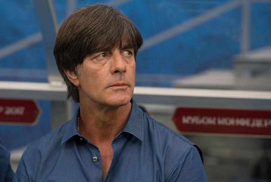 HLV Loew biện minh cho khởi đầu khó nhọc của ĐT Đức tại Confed Cup