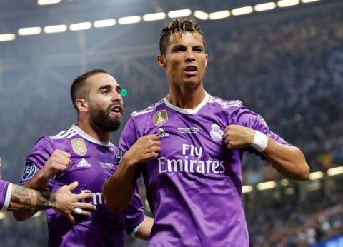Tỏa sáng giúp Real vô địch, Ronaldo tái ngộ Man Utd vào tháng 8