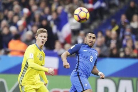 Thụy Điển vs Pháp, 01h45 ngày 10/6: Khó cho chủ nhà