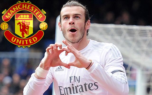 Gareth Bale lại khiến Man Utd buồn lòng