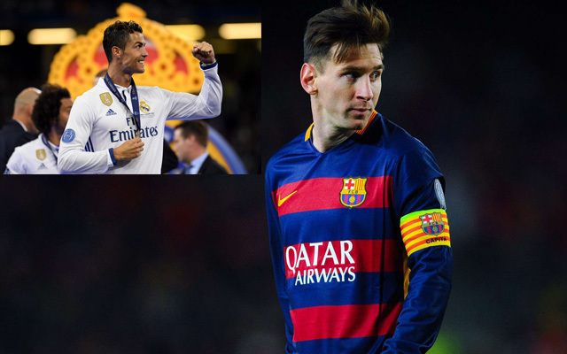 """Messi và những phát biểu """"bất ngờ"""" về Ronaldo"""