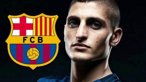 Điểm tin chiều 16/6: Barcelona bắt đầu tiếp cận Verratti; FA Cup thay đổi luật
