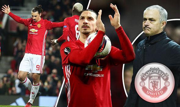Chính thức: Ibrahimovic rời Manchester United