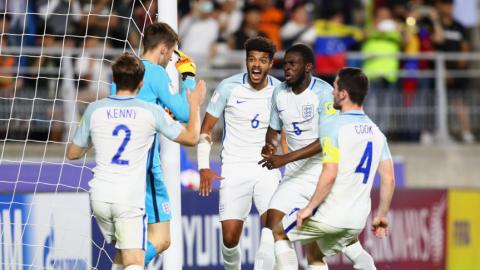 Hạ gục U20 Venezuela sau trận cầu nghẹt thở, U20 Anh lên đỉnh thế giới