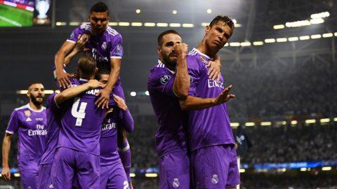 Ronaldo lập cú đúp, Real chính thức phá bỏ lời nguyền Champions League