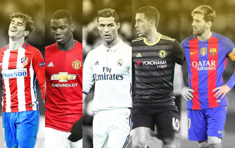 Sau Ronaldo và Messi, đâu sẽ là kẻ xưng bá bóng đá thế giới?