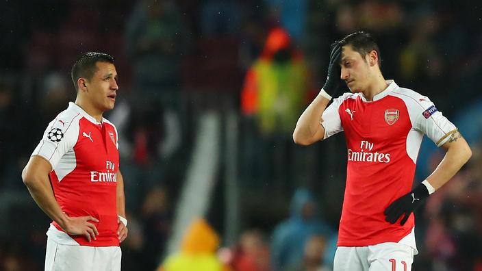 Bayern gặp khó trong việc chiêu mộ sao Arsenal