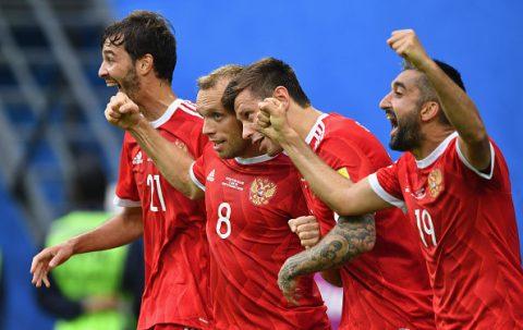 Ưu thế vượt trội, Nga dễ dàng đánh bại New Zealand trong trận khai màn