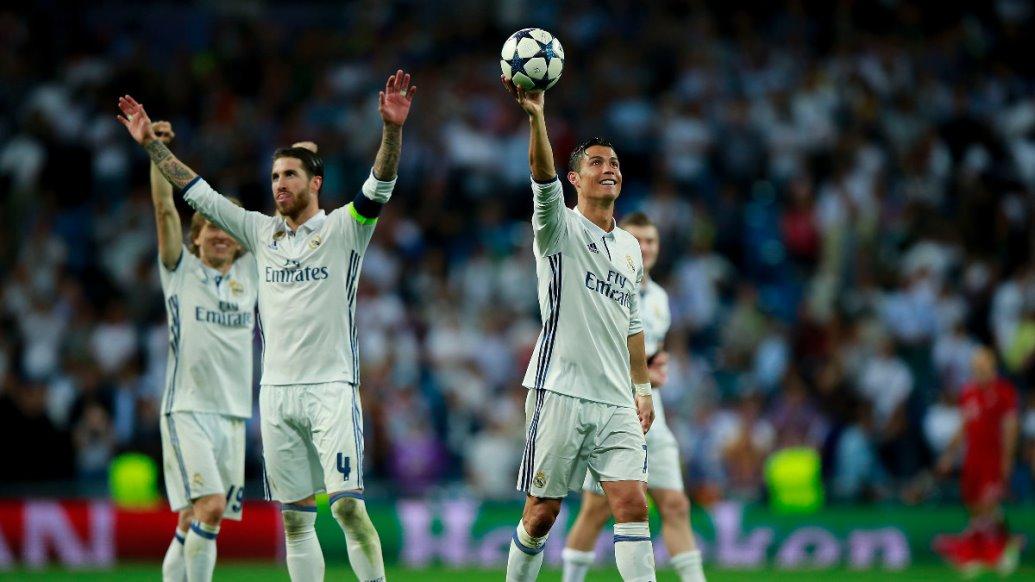 Những cầu thủ Real được chấm điểm cao nhất mùa giải vừa qua