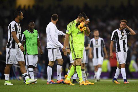 Người Juve thừa nhận Real Madrid xứng đáng vô địch