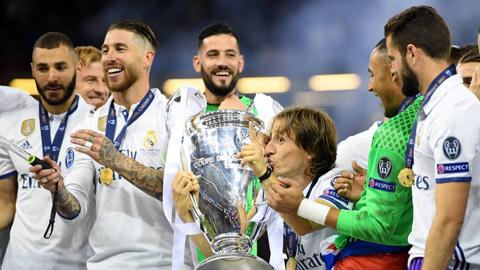Real bất ngờ nhận được lời chúc mừng từ đại kình địch Barca