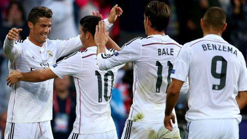 TIN CHUYỂN NHƯỢNG 26/6: James Rodriguez đạt thỏa thuận với MU, Real sắp bán một thành viên bộ ba BBC