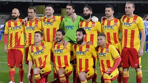 Đội bóng Ý thăng hạng lên Serie A lần đầu tiên sau 88 năm
