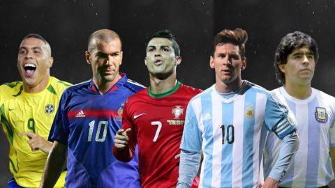 Báo uy tín hàng đầu châu Âu: Messi vĩ đại nhất lịch sử, Ronaldo không vào nổi top 5