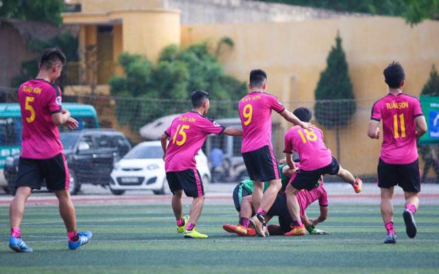 Tuấn Sơn FC, ẩn số thú vị tại giải hạng Nhất – Cúp Saigon Special 2017