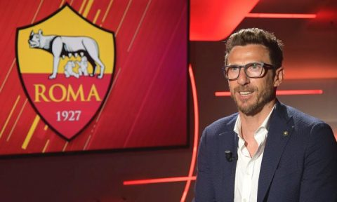 CHÍNH THỨC: Roma có thuyền trưởng mới thay thế Spalletti