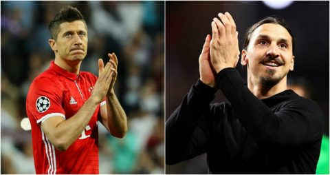 TIN CHUYỂN NHƯỢNG 22/06: MU bất ngờ nhắm Lewandowski; Ibra muốn đến Real