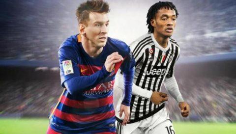 Barcelona thay Messi bằng Cuadrado: Trượt lên vết xe đổ của MU?