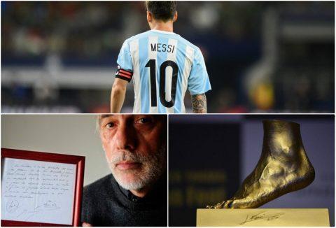 Messi và những bí mật không phải ai cũng biết