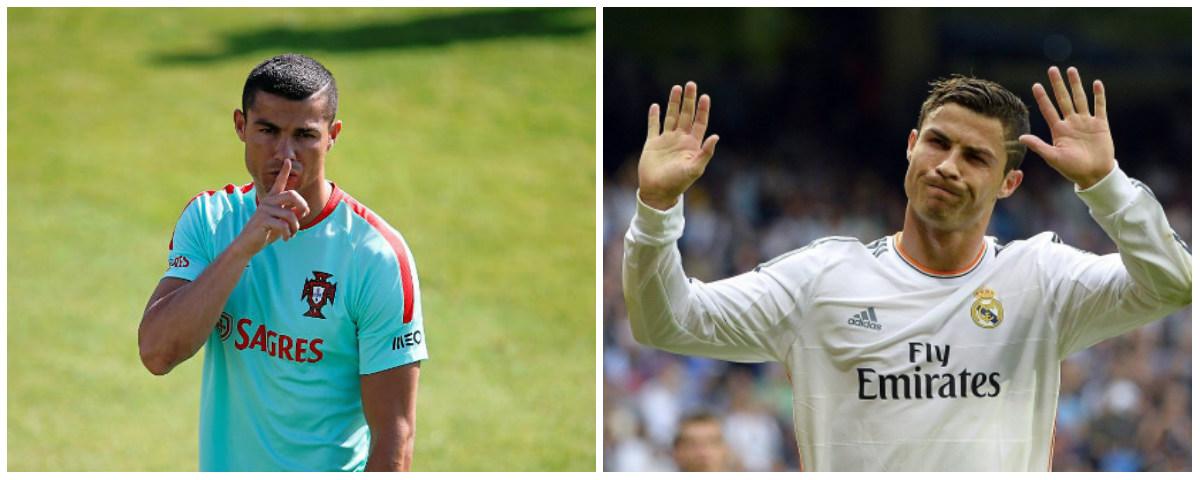 Thêm uẩn khúc trong vụ Ronaldo muốn rời Real trong hè này