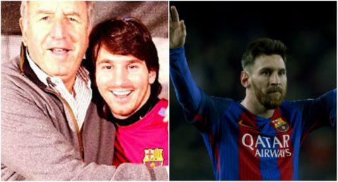 Messi đã suýt từng là người của Real như thế nào?