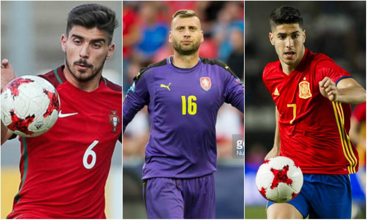 Top 5 cầu thủ xuất sắc nhất vòng bảng U21 châu Âu