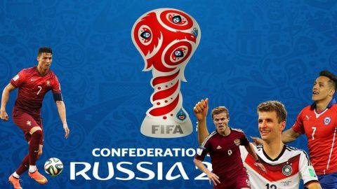 Những điều đáng để chờ đợi ở Confederations Cup trên đất Nga