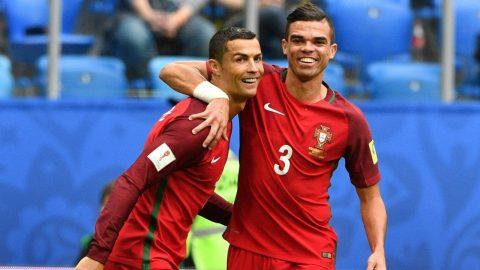 Confederation Cup 2017 chứng kiến sự lạ lần đầu tiên xảy ra trong lịch sử