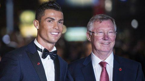 """Ronaldo từng tiết lộ mong muốn rời Real với """"người cha già"""" Alex"""